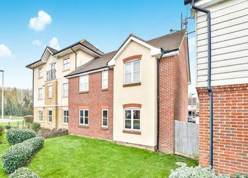 Thumbnail 2 bed flat for sale in Hopcrofts Meadow, Redhouse Park, Milton Keynes