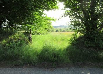 Thumbnail Land for sale in Station Road, Crymych