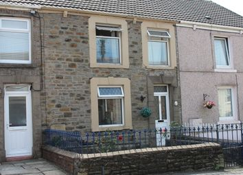 Thumbnail 3 bed terraced house to rent in Church Street, Gowerton, Swansea