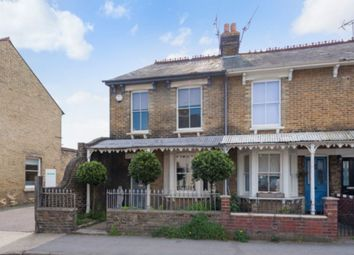 Thumbnail 2 bed end terrace house for sale in Canterbury Road, Whitstable