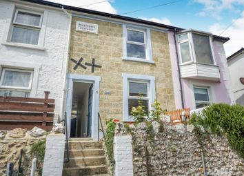 Thumbnail 3 bed terraced house for sale in St. Catherine Street, Ventnor