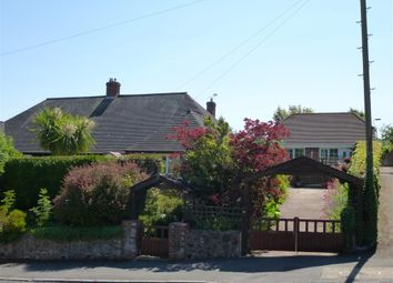 Thumbnail 3 bedroom semi-detached bungalow for sale in Parkhouse Road, Minehead