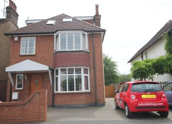 Thumbnail 5 bed detached house to rent in Oxhey Avenue, Watford, Hertfordshire