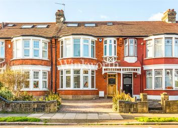 Thumbnail 4 bed terraced house for sale in River Avenue, London