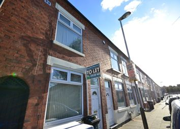 Thumbnail 2 bed terraced house to rent in Western Road, Leicester
