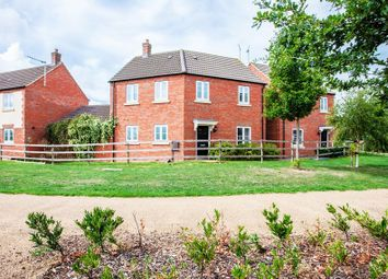 Thumbnail 3 bed detached house for sale in Maltings Row, Deanshanger, Milton Keynes