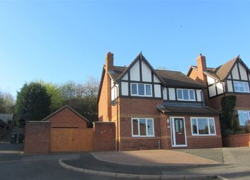 Thumbnail 4 bed detached house for sale in The Maltings, Burton-On-Trent, Staffordshire