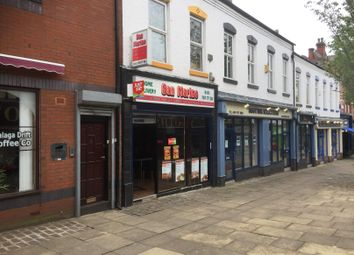 Thumbnail Restaurant/cafe for sale in Eccles M30, UK