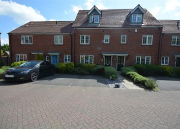 Thumbnail 4 bed town house for sale in Old Station Drive, Ruddington, Nottingham
