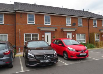 Thumbnail 2 bed terraced house for sale in Brompton Park, Kingswood, Hull