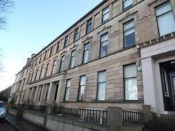 Thumbnail 1 bedroom flat to rent in Hamilton Drive, Glasgow