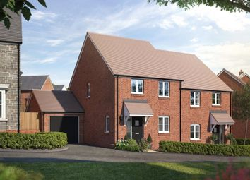 Thumbnail 3 bed semi-detached house for sale in Hayne Farm, Hayne Lane, Gittisham, Honiton