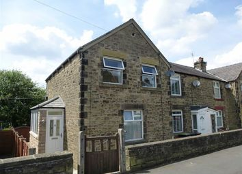 Thumbnail 3 bed end terrace house for sale in New Street, New Mills, Derbyshire