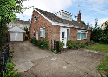 Thumbnail 4 bed detached bungalow for sale in Silver Street, Stainforth, Doncaster