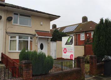 2 bed end terrace house for sale in Woolfall Crescent, Huyton, Liverpool L36