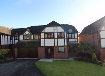 Thumbnail 4 bed detached house for sale in Marshbrook Close, Hindley, Wigan