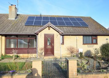 Thumbnail 3 bedroom semi-detached bungalow to rent in Overgreen Close, Burniston, North Yorkshire