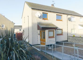 Thumbnail 3 bed semi-detached house for sale in Dunnet Place, Thurso