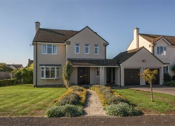 Thumbnail 4 bed detached house for sale in Saxon Way, Wedmore