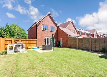3 bed link-detached house for sale in Cabot Close, Locks Heath, Southampton SO31