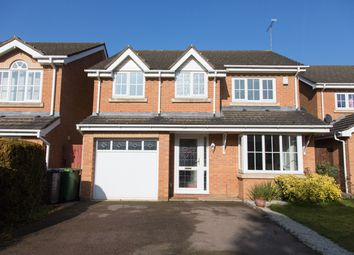 Thumbnail 4 bed detached house for sale in Haddon Close, Wellingborough