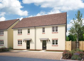 Thumbnail 3 bedroom semi-detached house for sale in Oxford Road, Calne