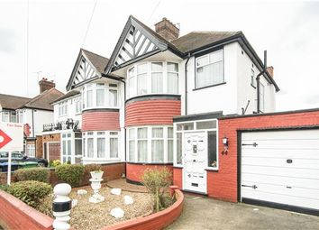 Thumbnail 3 bedroom semi-detached house for sale in Valley Drive, Kingsbury