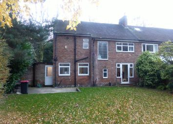Thumbnail 4 bed semi-detached house for sale in Chaseley Road, Salford