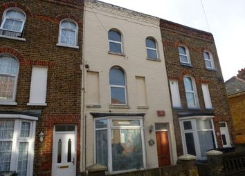Thumbnail 3 bedroom terraced house to rent in Leopold Road, Ramsgate