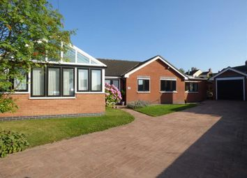 Thumbnail 4 bed detached bungalow for sale in Cooperative Lane, Halmer End, Stoke-On-Trent