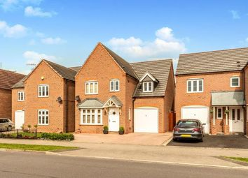 Thumbnail 4 bedroom detached house for sale in Hardwick Field Lane, Warwick, Warwickshire, .