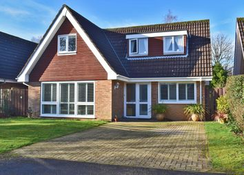 Thumbnail 3 bed detached house for sale in Moorlands Close, Brockenhurst