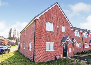 Thumbnail 4 bed end terrace house for sale in Mercia Gardens, Coventry