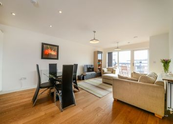 Thumbnail 2 bed flat for sale in Cunningham Way, Leavesden, Watford