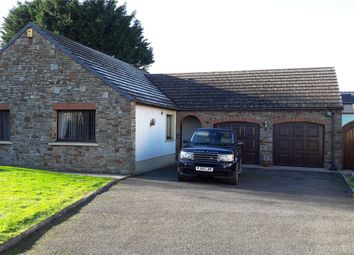 Thumbnail 3 bed detached bungalow for sale in Sundale, India Row, Monkton, Pembroke