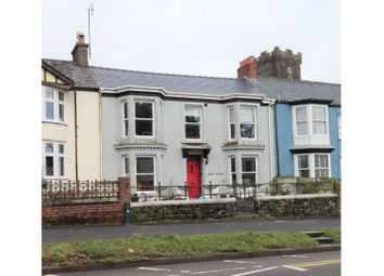 3 bed terraced house for sale in Picton Terrace, Carmarthen SA31