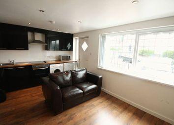 Thumbnail 1 bedroom flat to rent in Woodsley Road, Hyde Park, Leeds