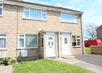 Thumbnail 2 bed terraced house for sale in Bridlebank Way, Weymouth, Dorset