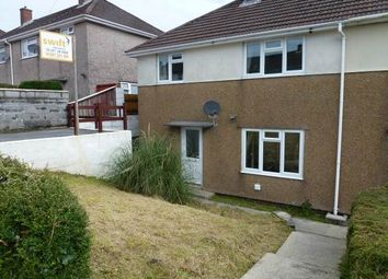 Thumbnail 3 bed property to rent in Ross Avenue, Carmarthen, Carmarthenshire