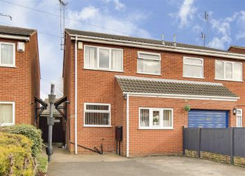 3 bed semi-detached house for sale in Cyril Avenue, Bobbers Mill, Nottinghamshire NG8
