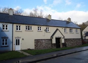 Thumbnail 2 bed flat to rent in Honddu Court, Brecon