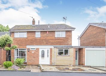 Thumbnail 3 bed detached house for sale in Cavendish Court, Shardlow, Derby