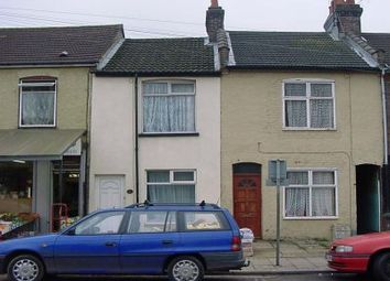Thumbnail 2 bedroom terraced house for sale in Bury Park Road, Bedfordshire