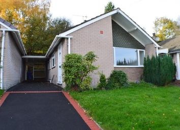 Thumbnail 2 bed bungalow for sale in Heather Close, Brereton, Rugeley, Staffordshire
