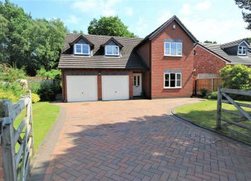 Thumbnail 4 bed detached house for sale in Twemlows Avenue, Higher Heath, Whitchurch