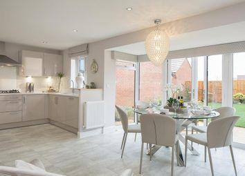 """Thumbnail 4 bedroom detached house for sale in """"Exeter"""" at Westend, Stonehouse"""