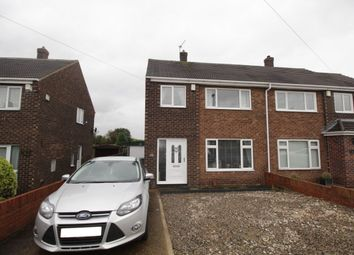 Thumbnail 3 bed semi-detached house for sale in Davis Avenue, Townville, Castleford