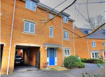 Thumbnail 4 bedroom semi-detached house for sale in Lapwing Drive, Norwich