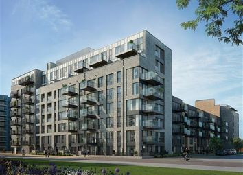 Thumbnail 2 bed flat for sale in Lea Apartments, Stratford, Stratford