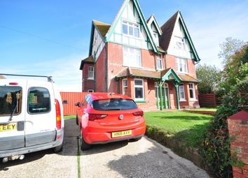 Thumbnail 2 bed flat to rent in Ward Road, Totland Bay